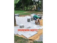 Experienced grounds worker wanted