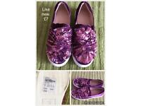 Top shop shoes size 7 like new!