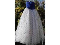 Vintage 1950's Prom dress size 8