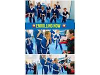 Junior Martial Arts ages 7-12