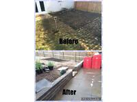 Landscaping and gardening Fife