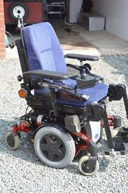 invacare TDX SP Electric Powerchair scooter