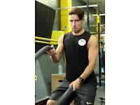 Personal training with GE-PT!