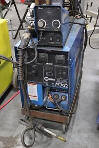 Miller CP-200 Welder with wire welder