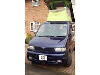 Mazda Bongo 8 seater / 4 sleeper, pop-top, vgc, lots of work done, MOT July 2018 - PRICE REDUCED