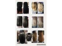 Hair Extensions from £40!!! Book now for Xmas!!!