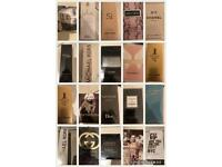 Aftershave and Perfumes