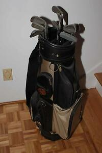 Selling golf bag (Etto) / Sac de Golf (Etto) - 65$