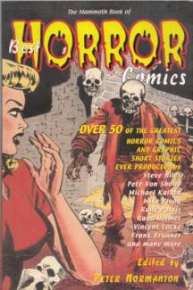 Mammoth Book of Horror Comics (1950s to 2000)