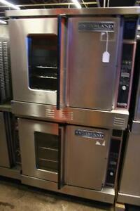 Garland Gas Double Convection Oven - Top of the Line