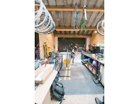 Light Industrial Workshop Space | 151 sq ft | Creative Building | Flexible Contract | Studio 3