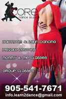 Learn How to Dance Saturday June 06, 2015