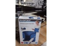 *NEW* Silvercrest Stomach & Back Electric Heat Pad with 6 Temperature settings