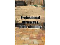Local Driveway Patio Decking Jet / Pressure Washing Cleaning Service Near Me