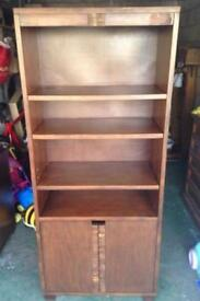 Bookcase & TV Stand
