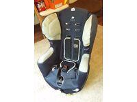 Baby car seat - isofix