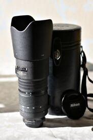 Nikon 80-200mm f/2.8 AF-D NIKKOR ED