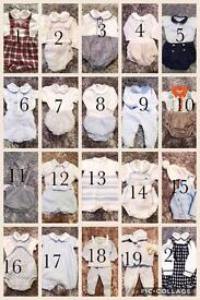 Baby Boy Spanish outfits