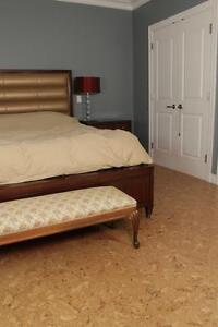 Cork is one of the most amazing renewable and eco friendly flooring on the market today
