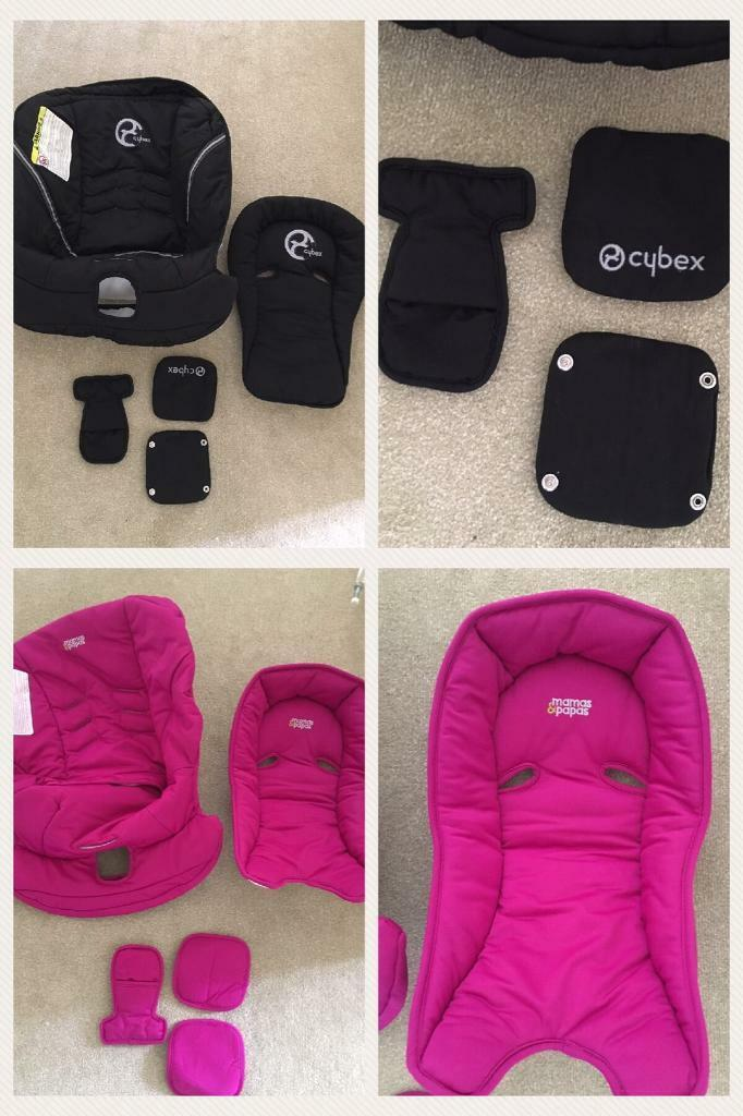 Cyber Aton Replacement Car Seat Covers