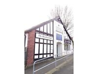 Small Office suitable for 2 people on Baslow Road in Totley