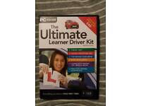 Driving theory test/ultimate learner driver kit