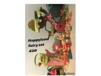 Loads of Happyland and little people