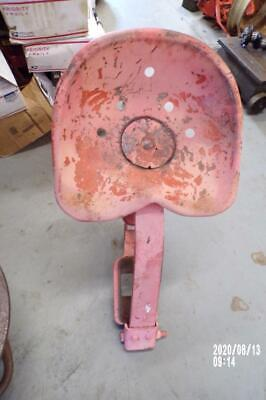 Original Allis Chalmers Wd-wd45 Tractor Seat Assembly Ac Wd45-wd