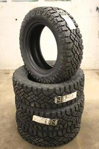 Goodyear Duratrac Agressive Truck All Weather Mud Snow Winter Tire MPI FINANCE MAIL IN REBATE