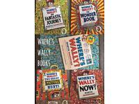 Where's Wally Books!