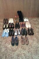 Lot of womens shoes size 6