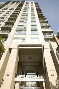 One Bedroom+Den For Rent at Yaletown 939 - 939 Beatty Street