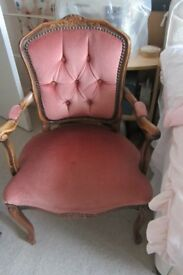 Reproduction antique chair