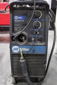 Millermatic 251 Welder
