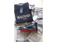 DESIGNER CLOTHS BELTS HAT JEANS MENS WOMENS NEW UK BRANDS TSHIRTS JUMPERS CAPS TRACKSUITS