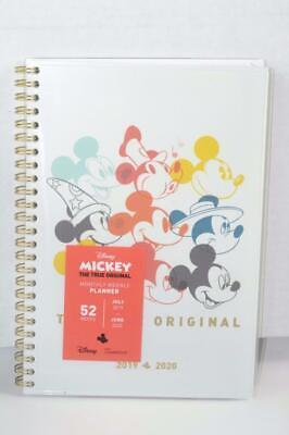 Disney Mickey The True Original Monthly Weekly Planner 956382b6