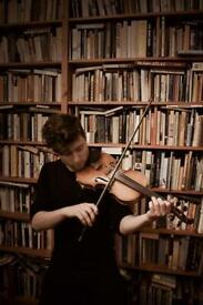 Skype traditional fiddle lessons for all ages and abilities