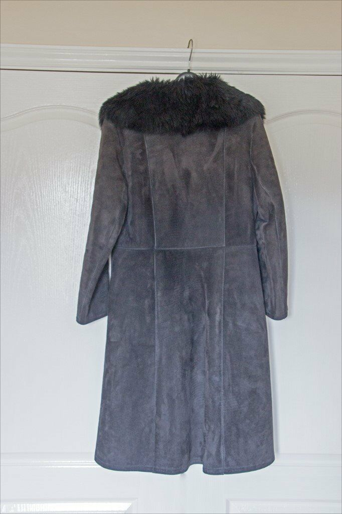 LADIES GLASTONBURY SHEEPSKIN COAT | in Telford, Shropshire | Gumtree