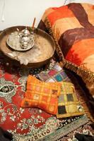 Housses de Coussins decoratifs/pouffes artisanal