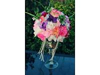 Flower arrangement - centerpiece gift
