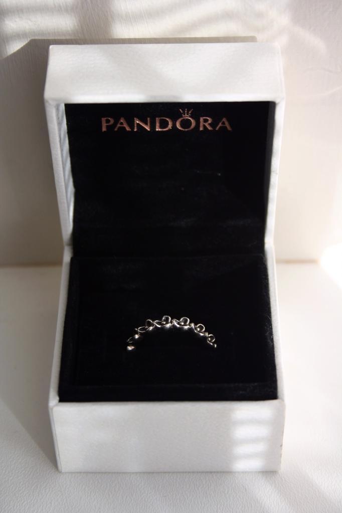 Pandora Flower Ring (Silver) - Size 52