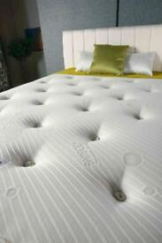 Double, memory foam mattress, orthopedic, luxurious, Kingsize, Single,