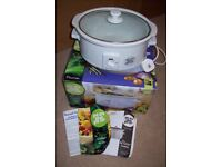 Russell Hobbs 3.5 Litre Slow Cooker J10 M25 Surrey Boxed like new