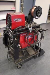 Lincoln Electric Invertec V350 Welder