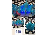 Frozen magical lights castle playset