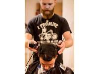 Mobile barber in North London