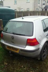 MK 4 Golf part for sale