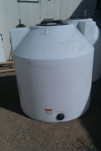 "305 gal. 46""x 50""  Tank Tanks Container"