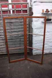 Pine dresser doors