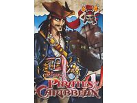 WHOLESALE 30 X Disney's Pirates of the Caribbean Birthday Cards with Badge